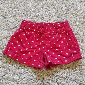 GYMBOREE toddler girls shorts!